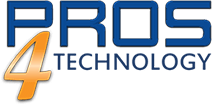 Pros 4 Technology Logo